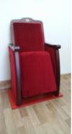 Кресло ПМ-2-3 для кинотеатров и театров,  для актовых залов